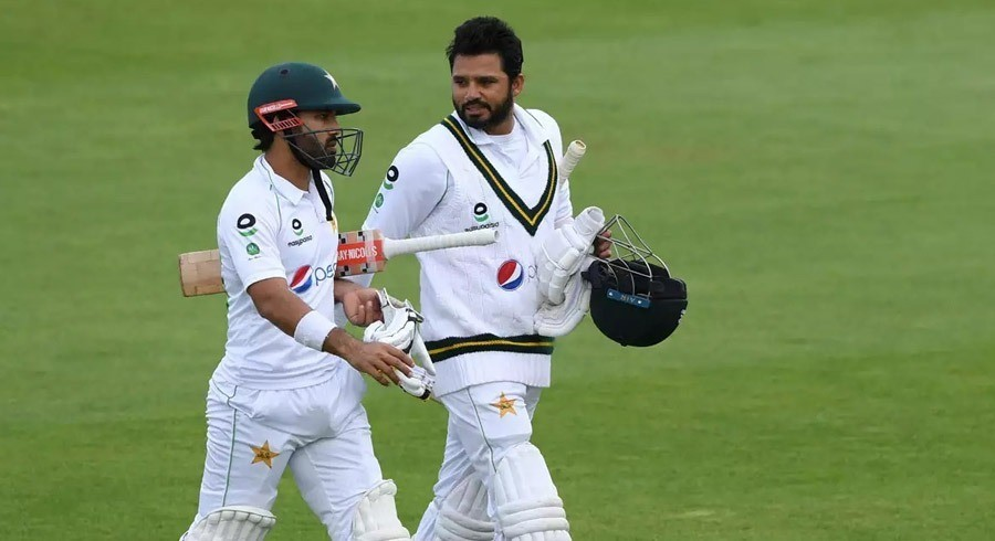Azhar Ali brushes aside reports of being sacked as Pakistan Test captain