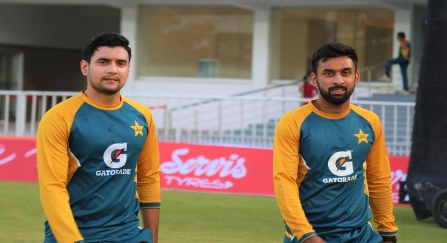 Babar Azam heaps praise on Haider Ali, Abdullah Shafique