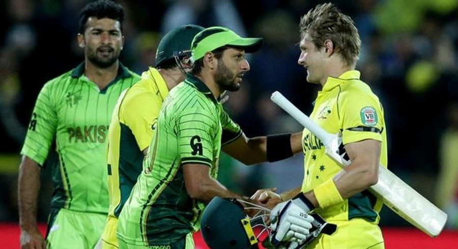 Pakistan cricketers pay tribute to Watson after retirement from all cricket