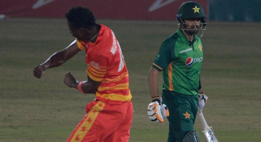 Babar Azam explains choice of batsmen for super over against Zimbabwe