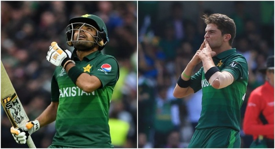 Shaheen attains career-best ranking in ODIs, Babar moves closer to Kohli, Sharma