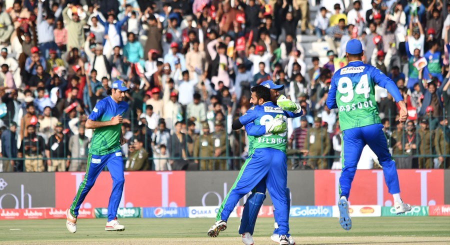 Sultans down Zalmi in practice match ahead of PSL 5 playoffs