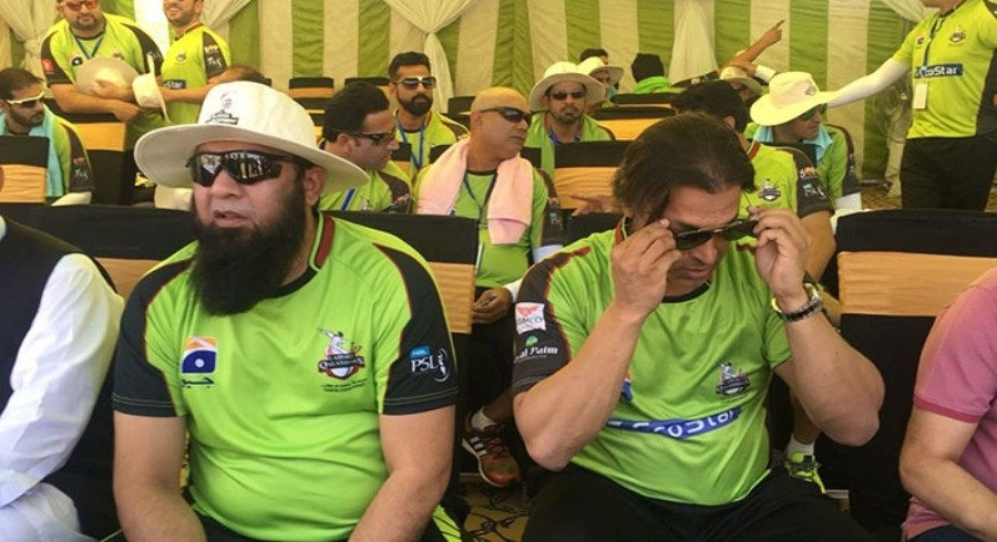 Inzamam backs 'lucky' Lahore Qalandars against Karachi Kings in PSL final