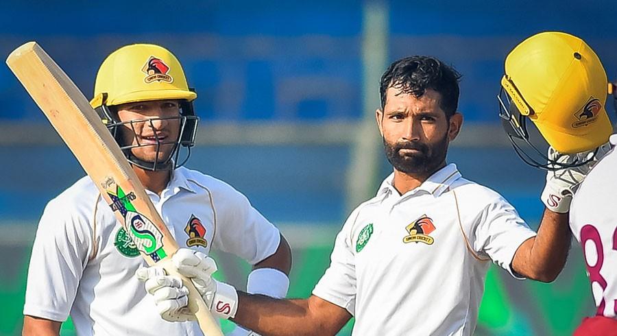 Asad Shafiq lets his bat do the talking after New Zealand tour snub