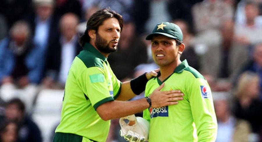Shahid Afridi named Gladiators captain, Kamran Akmal withdraws ahead of LPL