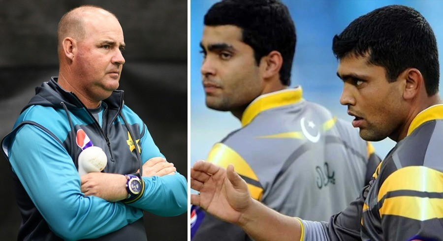 Anything that the Akmals say, I don't listen to at all: Mickey Arthur