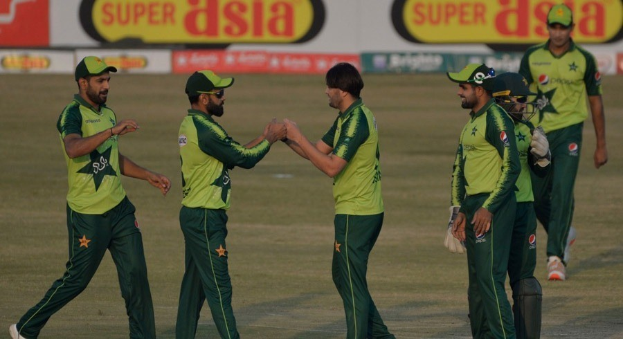 Pakistan squad tests negative for Covid-19 ahead of New Zealand tour