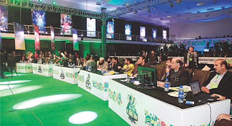 Tentative dates set for PSL 2021 player draft