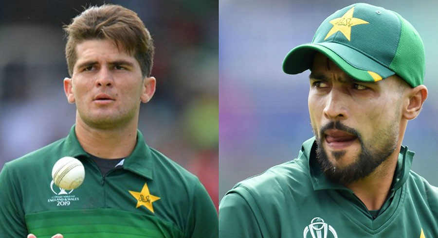 Mohammad Amir issues warning over Shaheen Afridi's workload management
