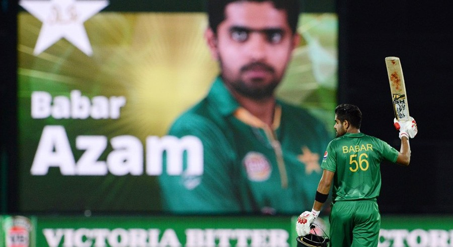 Babar Azam retains second spot in T20I rankings