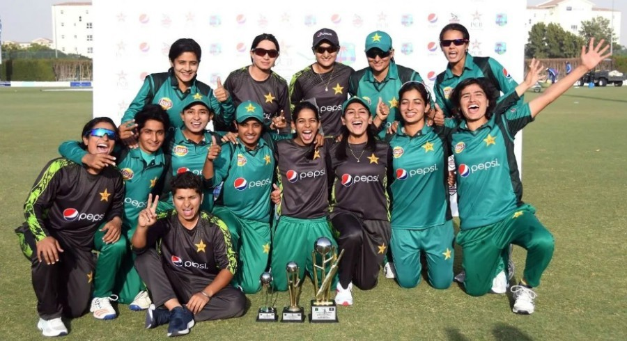Women's cricket back on the map for Pakistan