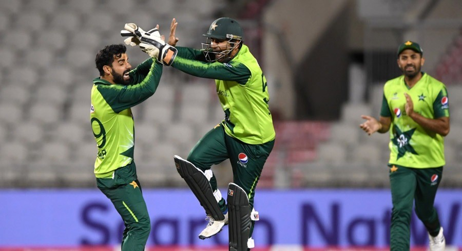 Pakistan announce 15-member squad for first New Zealand T20I
