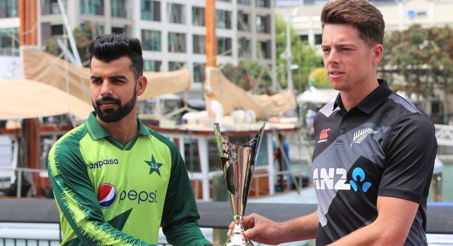 New Zealand expect sterner test from Pakistan ahead of T20I series