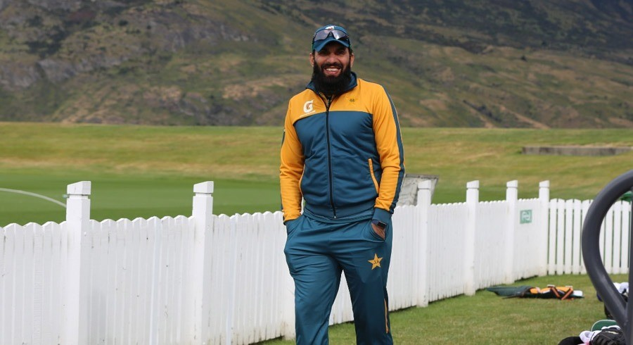 Misbah optimistic 'other players will rise to the occasion' in Babar's absence