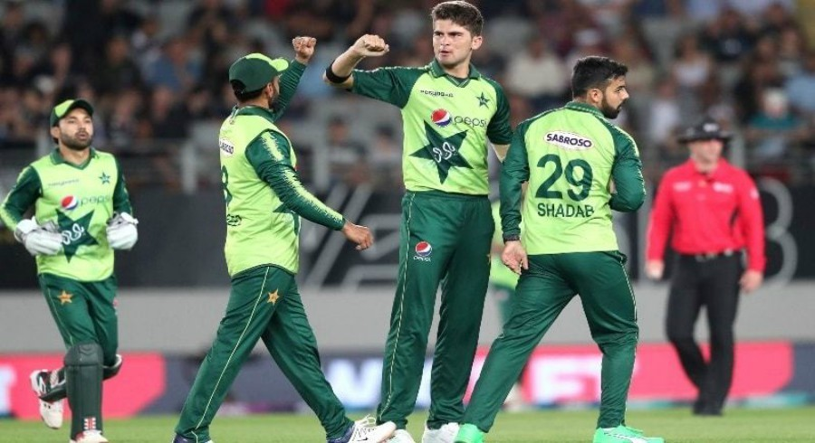 Shaheen, Hafeez and Rizwan make major gains in latest T20I rankings update
