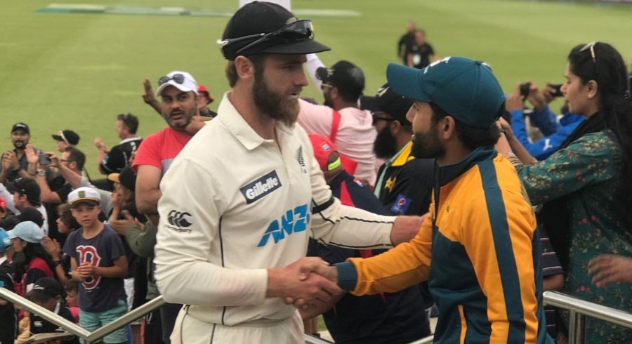 Pakistan were incredibly resilient in that second innings: Kane Williamson
