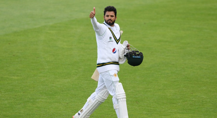 Azhar Ali's resilient knock helps Pakistan finish on 297 on day one against NZ