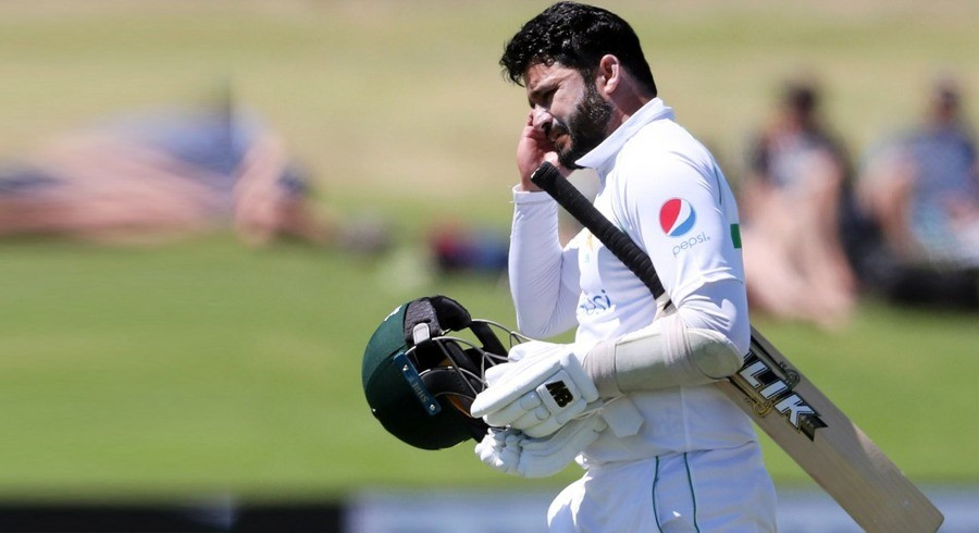 'It's quite evenly poised': Azhar Ali after opening day of Christchurch Test