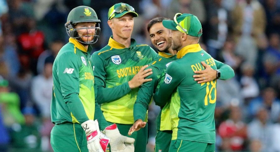 South Africa squad gets state guest status ahead of Pakistan tour