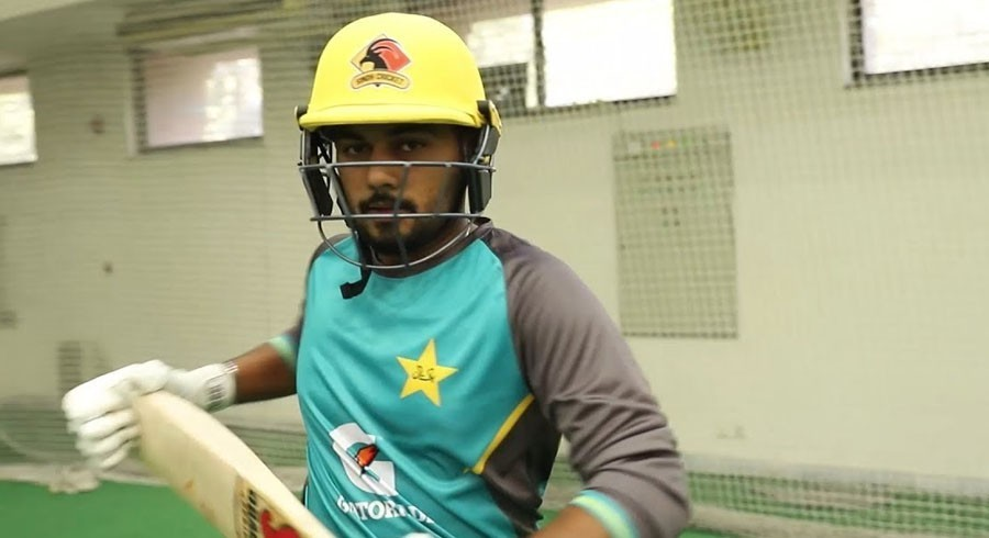 Want to represent Pakistan across all formats: Saud Shakeel