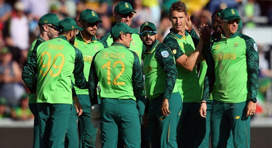 South Africa rest leading players for Pakistan T20I series