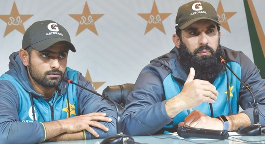 Who selects final XI? Misbah, Babar offer differing views