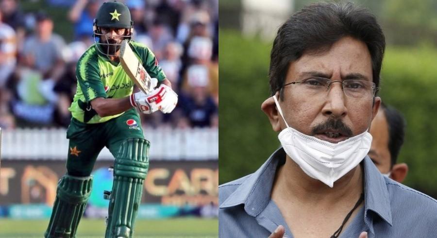 Saleem Malik speaks out against injustice with Mohammad Hafeez