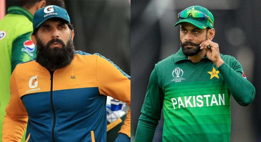 Misbah opens up on Hafeez's absence for South Africa T20Is