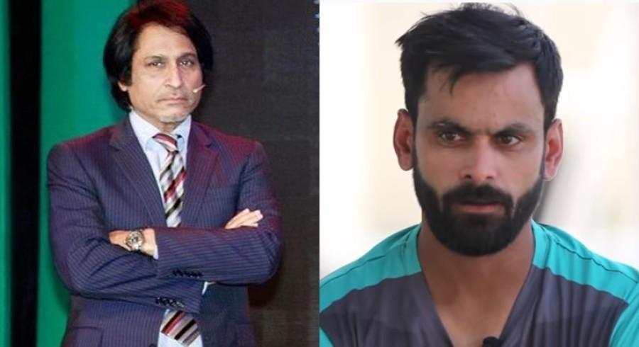 Ramiz Raja takes a dig at 'selfish' Mohammad Hafeez