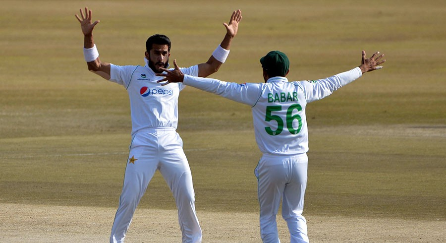 Hasan Ali opens up on ideal target for South Africa in Rawalpindi Test