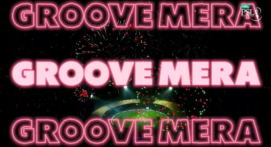 PSL 2021 anthem 'Groove Mera' released