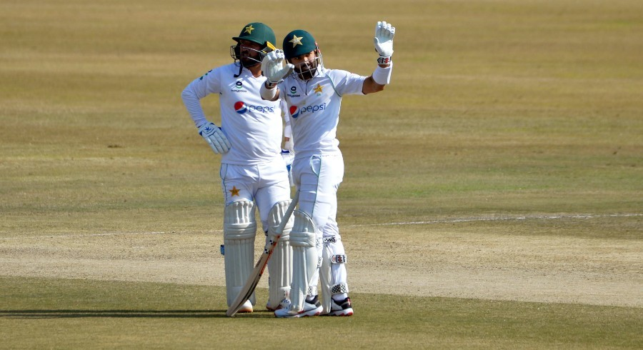 Rizwan century puts Pakistan in strong position against SA