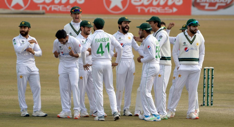Hasan Ali powers Pakistan to Test series win over South Africa