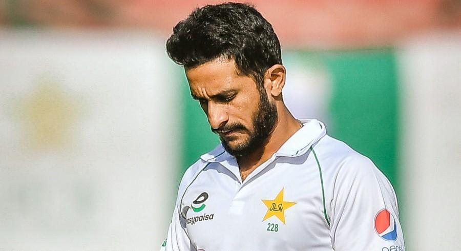 Hasan Ali thanks Shoaib Malik, PCB for supporting him during injury