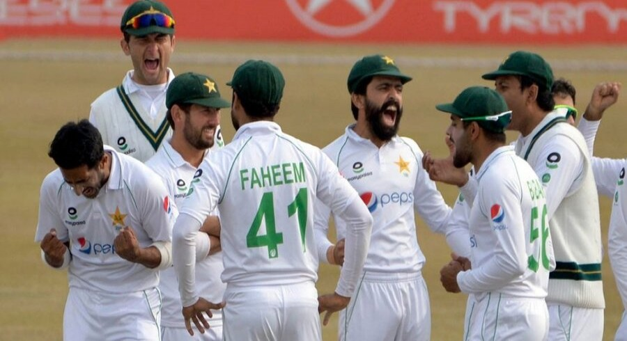 Pakistan players make giant strides in ICC Test rankings