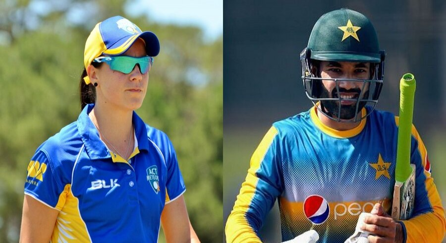South African woman cricketer 'in love' with 'brilliant' Mohammad Rizwan