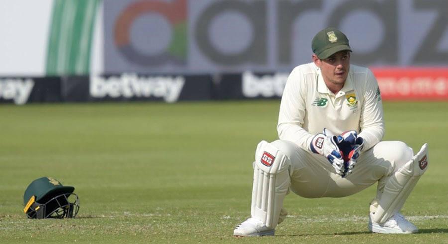 South Africa captain De Kock takes 'mental health' break after Pakistan tour