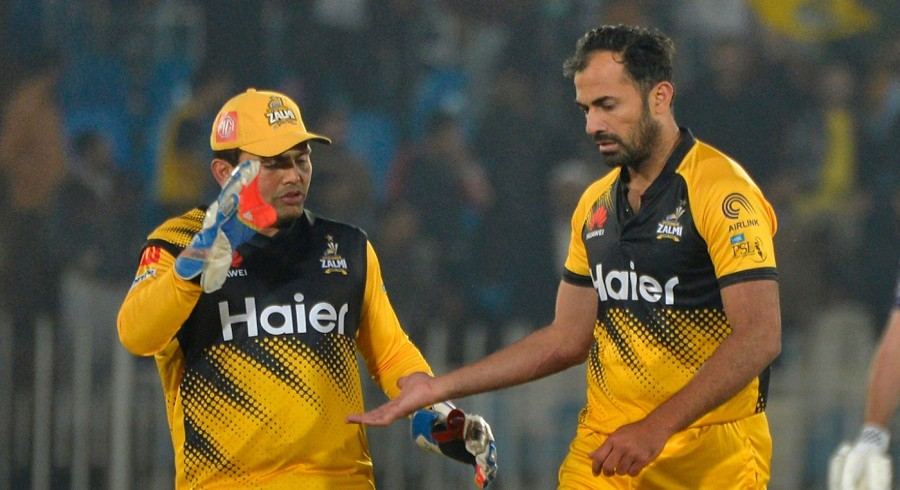 Wahab Riaz has high hopes from three Peshawar Zalmi players