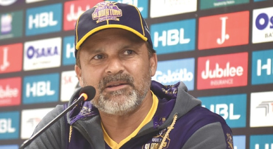 Quetta Gladiators is a good platform for youngsters: Moin Khan