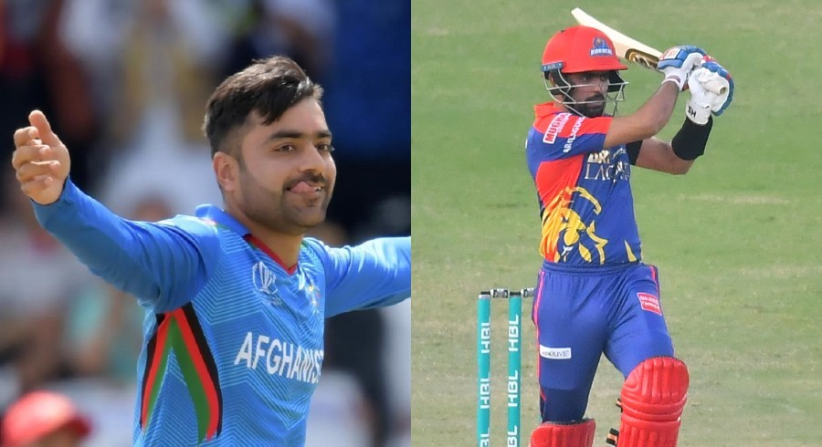 Babar Azam is among top-five batsmen in the world: Rashid Khan
