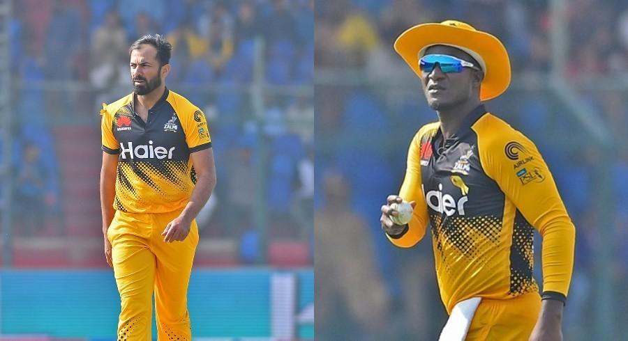 Wahab, Sammy cleared for Qalandars clash after Zalmi threaten boycott