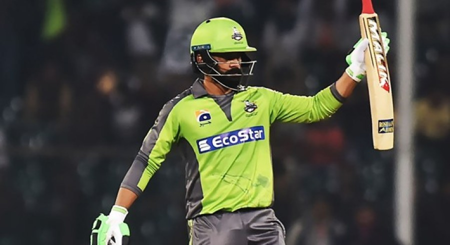 Lahore Qalandars edge out Peshawar Zalmi by four wickets