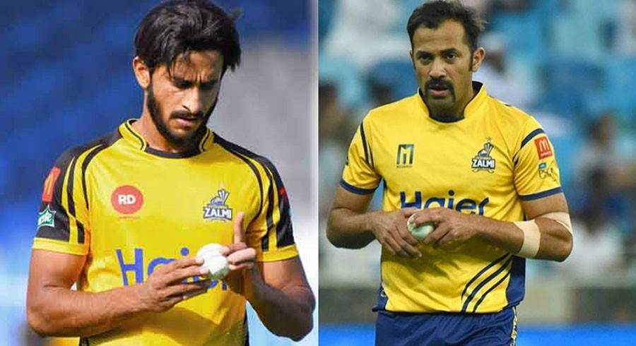 Zalmi has players who can make up for Hasan Ali's absence: Wahab Riaz