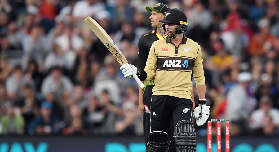 Conway's unbeaten 99 helps NZ to big win against Australia