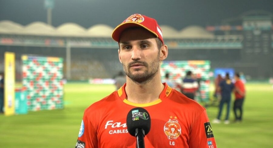 I had planned to target Sohail Tanvir's over: Lewis Gregory