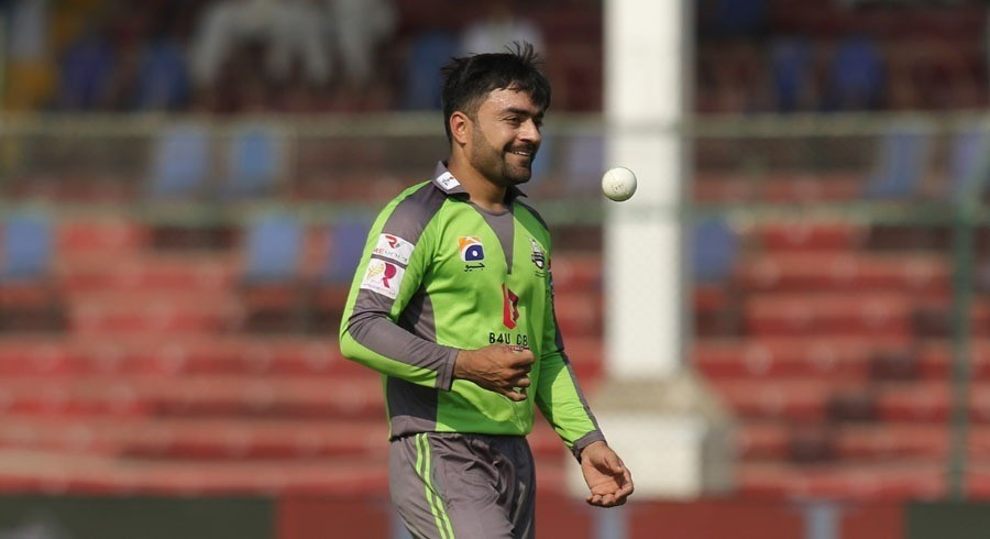 HBL PSL 6: Rashid Khan's journey with Lahore Qalandars comes to an end