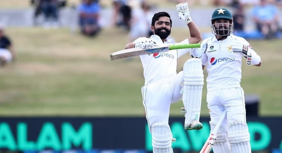 Rizwan and Fawad promoted to Category A and C, respectively