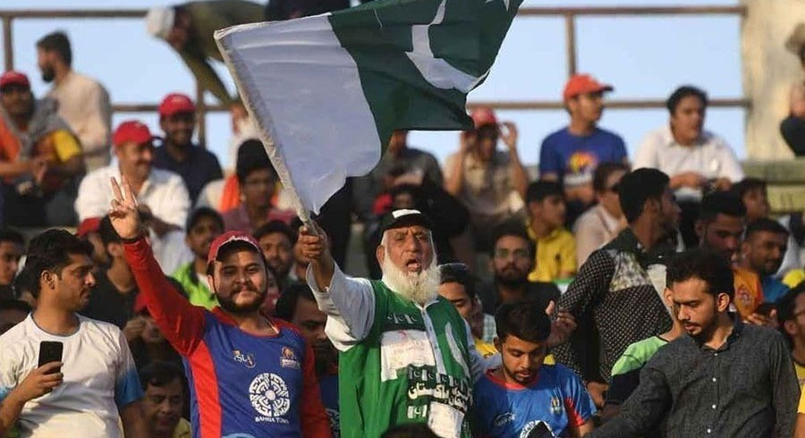 HBL PSL 6: NCOC increases number of fans allowed in stadium