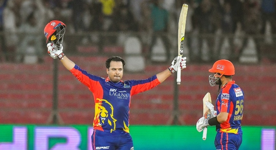 Performing in HBL PSL can double your confidence: Sharjeel