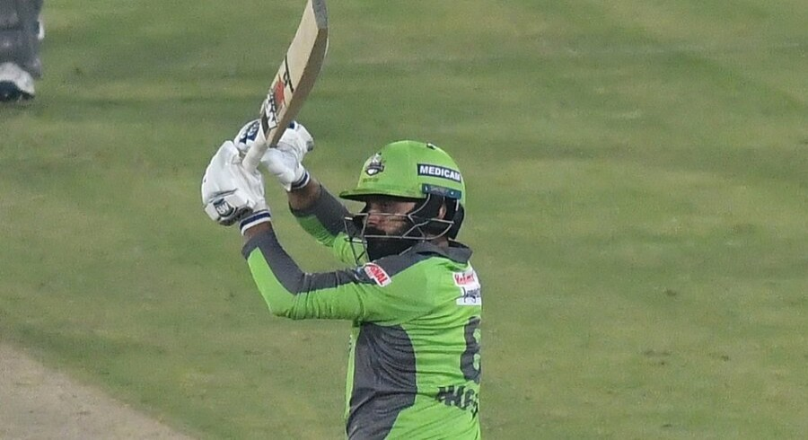 Half-century from Hafeez helps Qalandars set 158-run target for Sultans